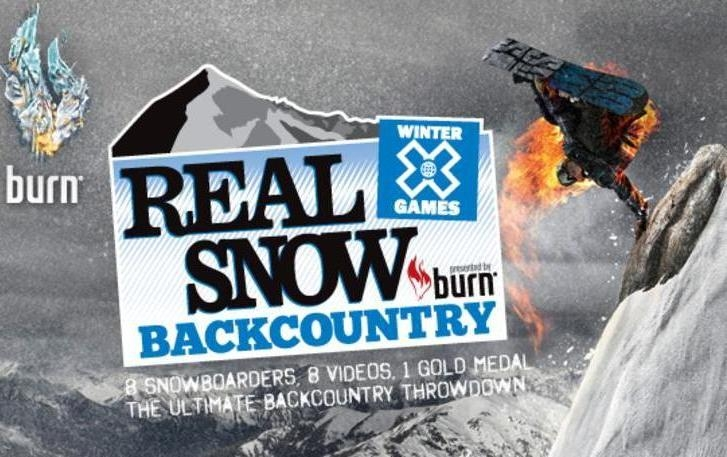 Winter X Games Real Snow Backcountry. Лучшее.